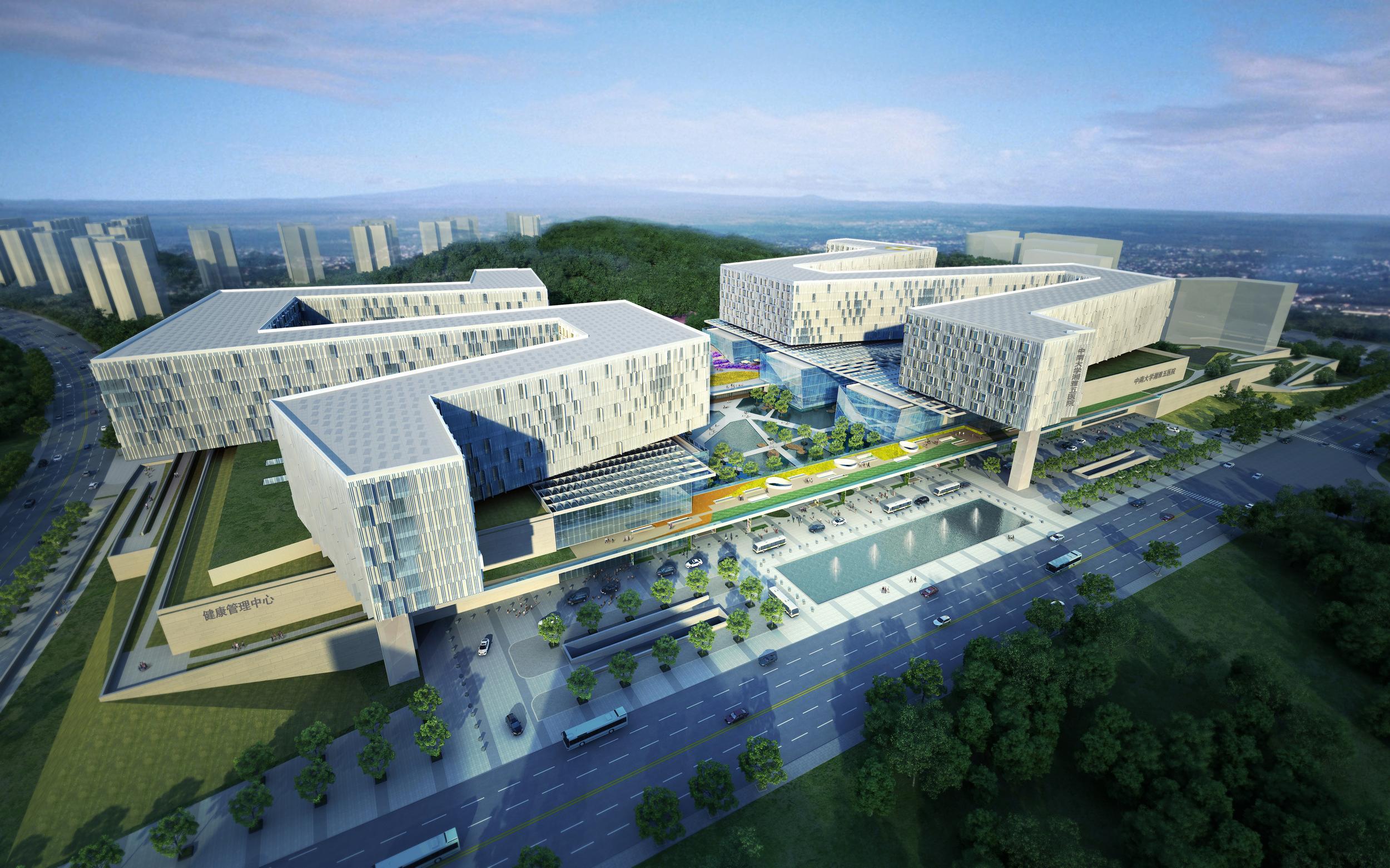 Healthcare Spaces Of The Future  Smart Design  Healthier Patients  U2013 Blueprint  Presented By Cbre