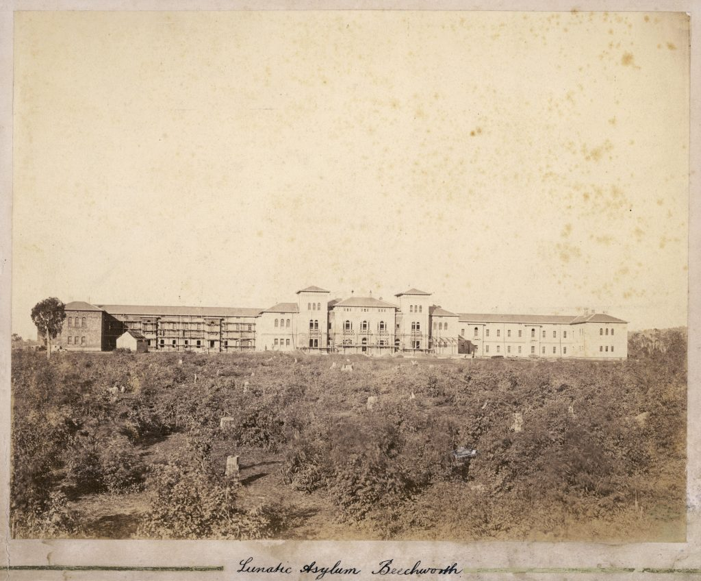 Beechworth Lunatic Asylum - State Library of Victoria