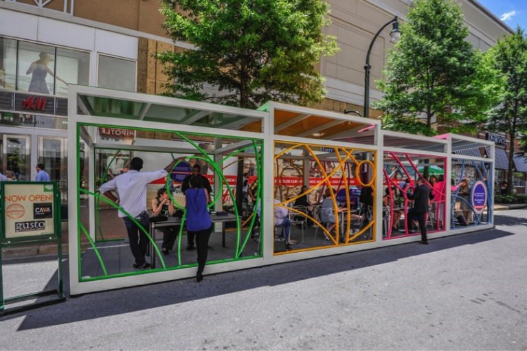 The Outdoor Office Is The Latest Innovative Workplace Trend U2013 Blueprint,  Presented By CBRE