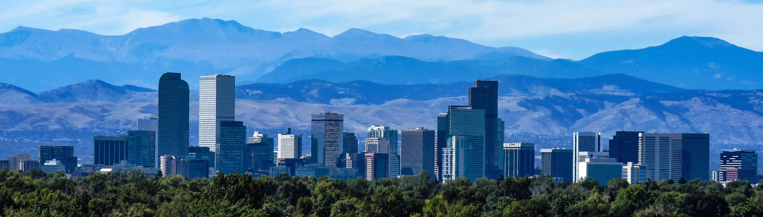 A day in denver the insiders guide blueprint presented by cbre malvernweather Choice Image