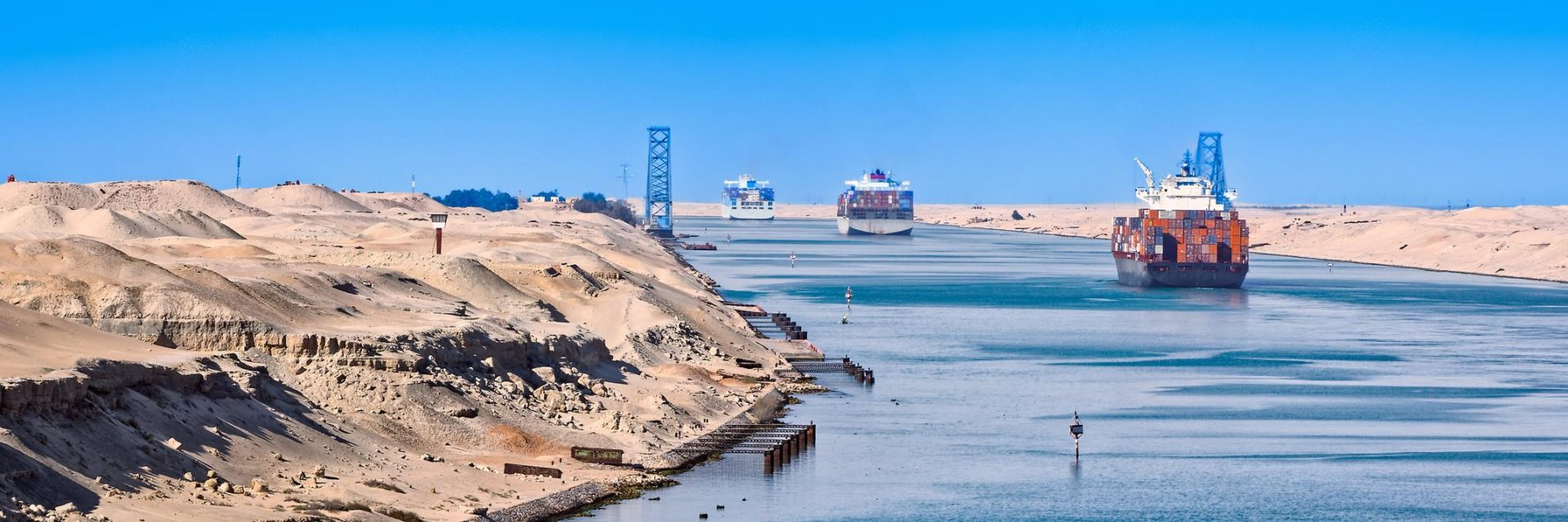 """suez canal its impact on global The suez canal is """"one of the most significant pathways of marine invasions  globally,"""" says the international union for the conservation of nature  what was  considered to be a full study of its potential ecological impact."""